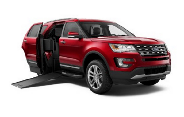 Mike Castrucci Ford >> Ford Explorer With Wheelchair Accessibility