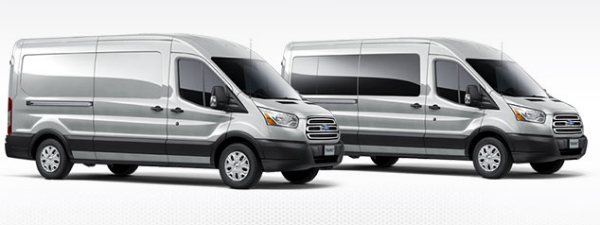 The Ford Transit is now the Best-Selling in the United States