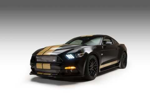 Front of the 2016 Ford Shelby GT-H