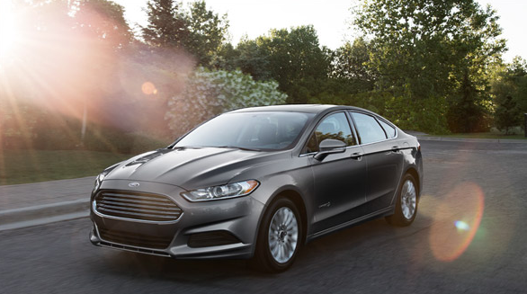 2017 Ford Fusion ST Trim Release Date