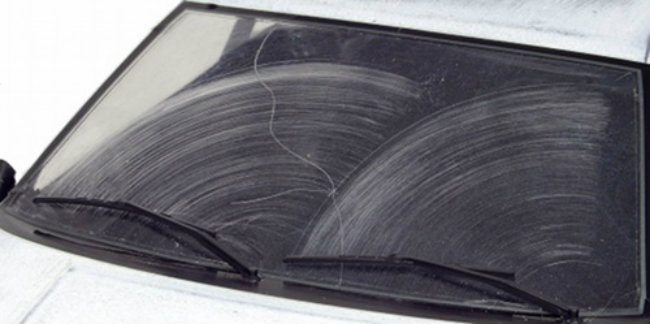 Why Windshield Wipers Leave Streaks