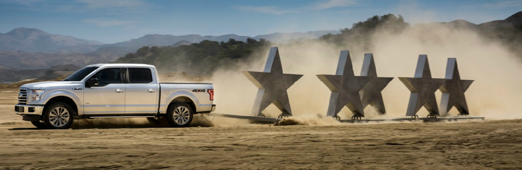 2016 Ford F-150 5-Star Rating