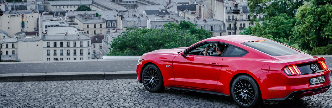 Best-Selling Global Sports car was the 2016 Ford Mustang