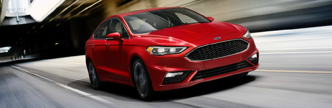 How Safe is the new 2017 Ford Fusion?