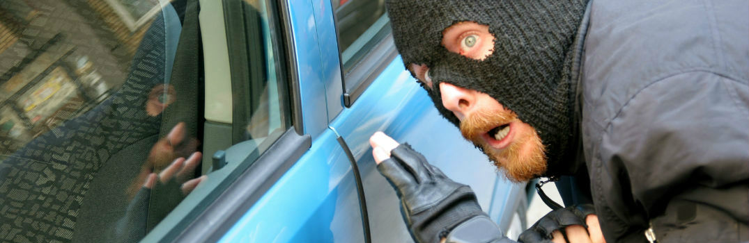 What can I do to Prevent car Theft?