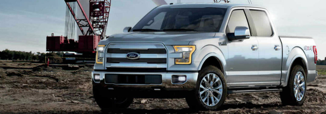2017 Ford F-150 trim level comparison