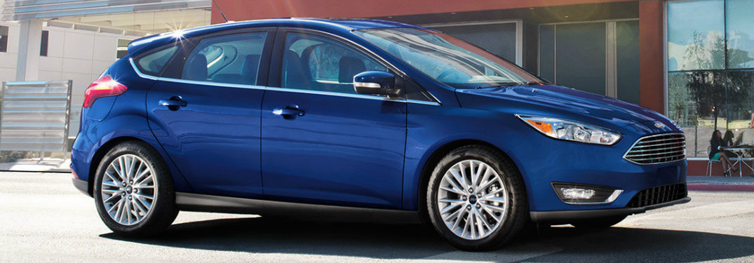 Understanding various trims of the 2017 Ford Focus