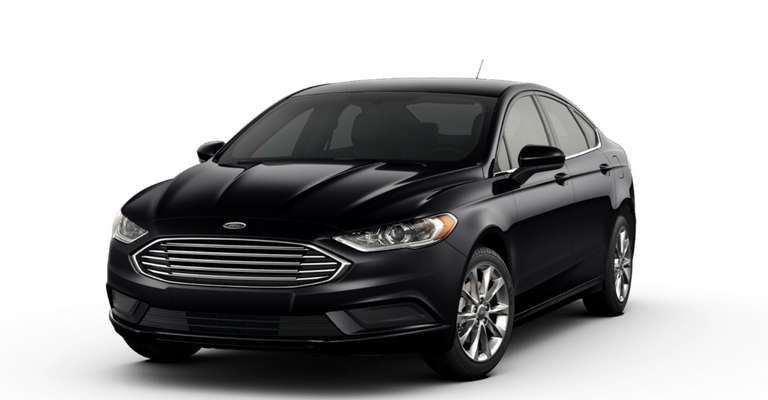 Permalink to 2017 Ford Fusion Colors