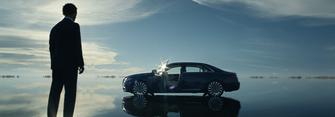 2017 Lincoln Continental commercial