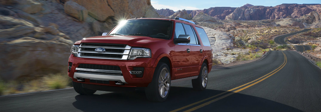 2018 Ford Expedition features and specs