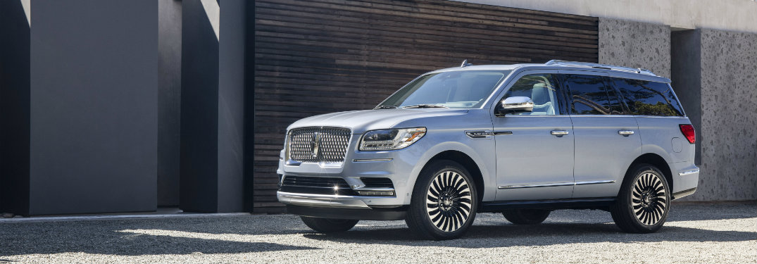 2018 Lincoln Navigator family-friendly features