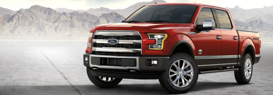 2017 Ford F-150 fuel economy rating