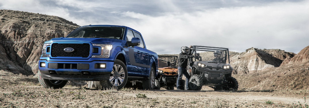 2018 Ford F-150 release date