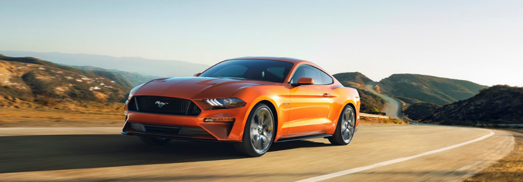 2018 Ford Mustang GT acceleration