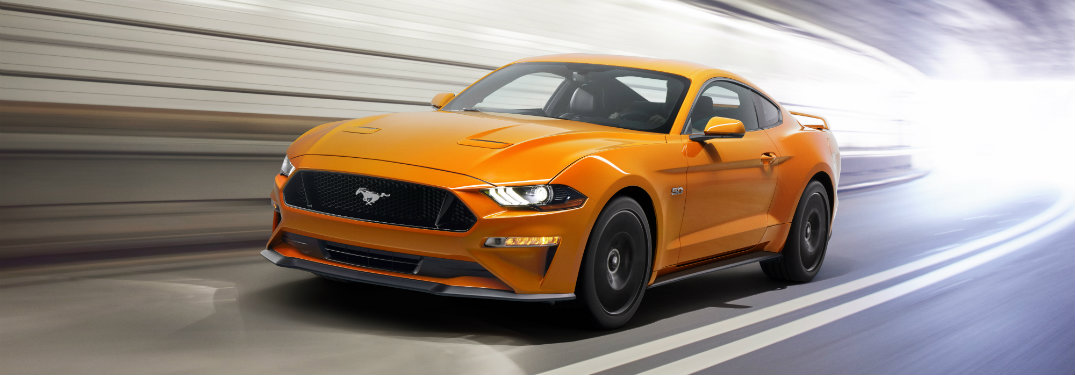 New, quieter roar offered on 2018 Ford Mustang GT