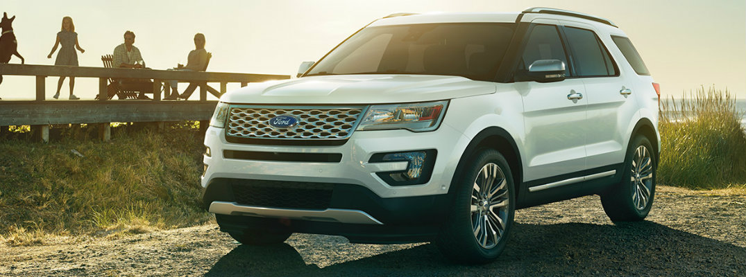 """2017 Ford Explorer """"For What Matters Most"""" Commercial"""