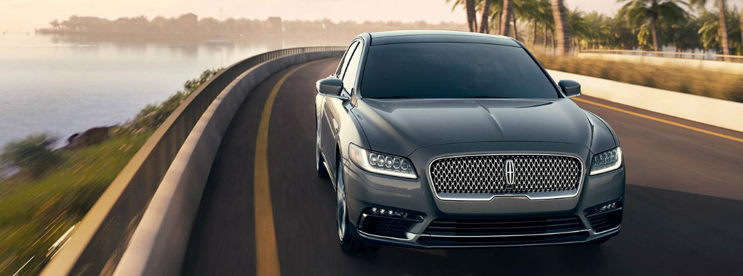 2017 Lincoln Continental Trims and MSRP