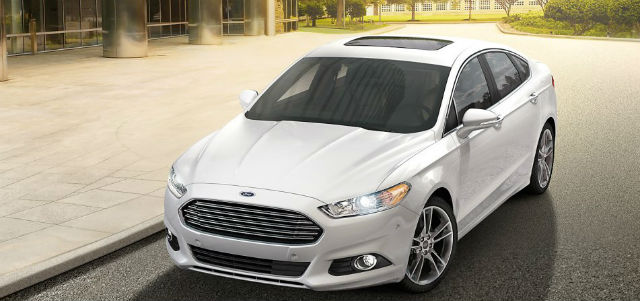 Features and options in the new 2015 Ford Fusion