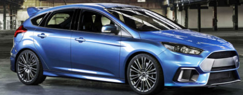 2016 Ford Focus RS First Look