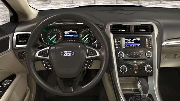 2014 Ford Fusion Hybrid Gray 200 Interior And Exterior