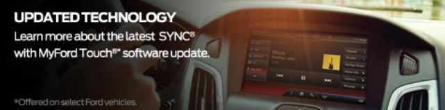 Ford Customers Will Get Update for MyFord Touch