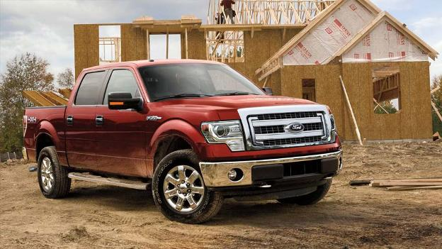 Ford f 150 offers powerful and fuel efficient engines for Ford f150 motor options