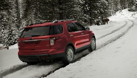 top 5 suvs for driving in snow. Black Bedroom Furniture Sets. Home Design Ideas