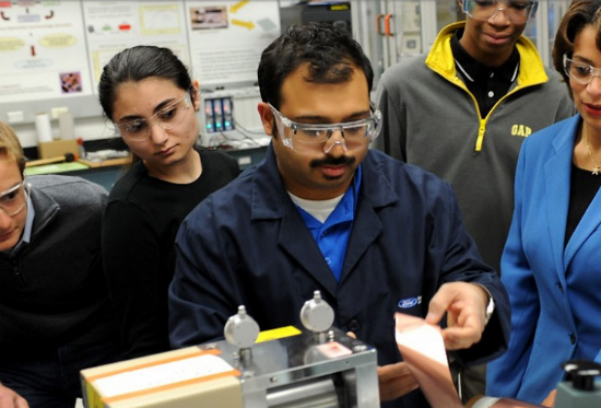 Ford is Expanding Their Career Academies in Detroit