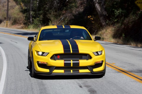 2016 Ford Shelby Mustang GT350 Exterior