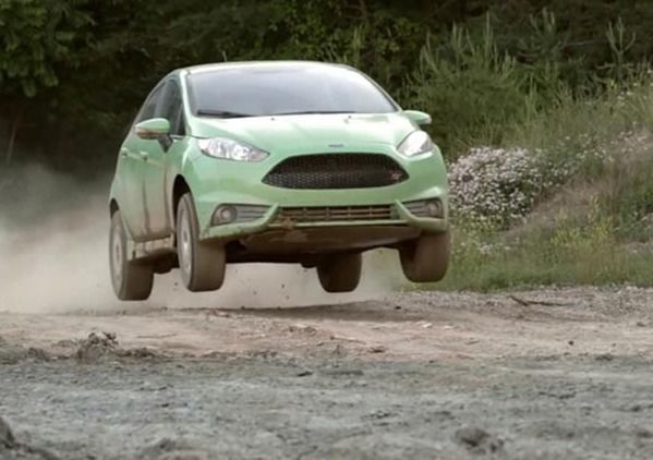 Performance and Features of the new 2016 Ford Fiesta ST