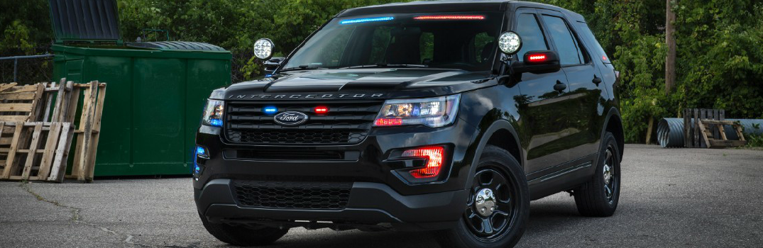 Mike Castrucci Ford >> 2017 Ford Police Interceptor No-Profile Light bar