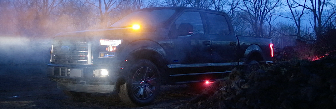 2016 Ford F-150 Exterior Styling