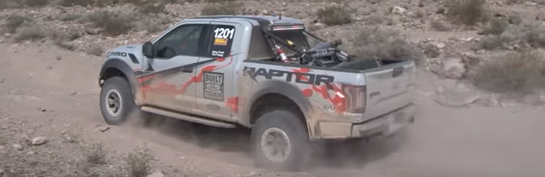 Ford Raptor Racing off Road