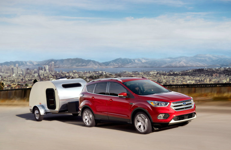 2018 ford escape towing capacity. Black Bedroom Furniture Sets. Home Design Ideas