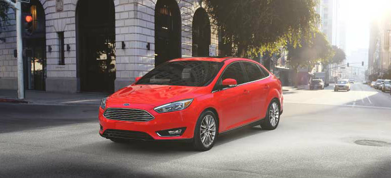 Mike Castrucci Ford >> What colors does the 2017 Ford Focus come in?