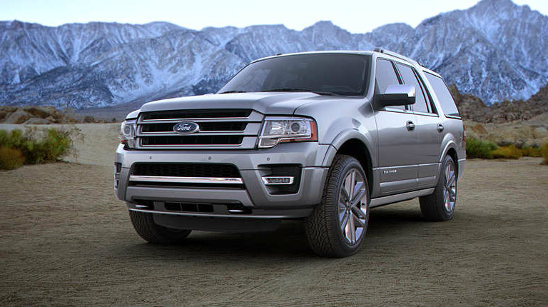 2017 Ford Expedition In Ingot Silver