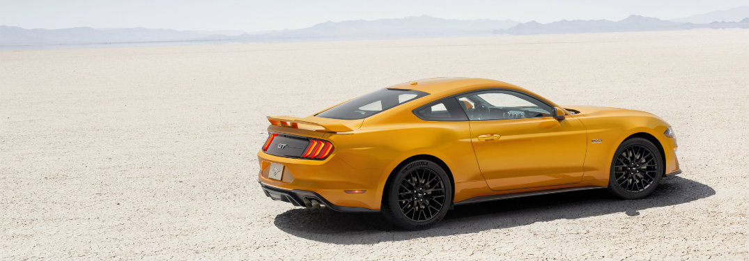 2018 ford mustang release date. Black Bedroom Furniture Sets. Home Design Ideas