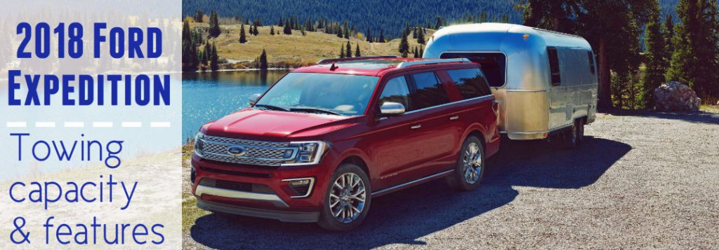 ford expedition tow much towing capacity