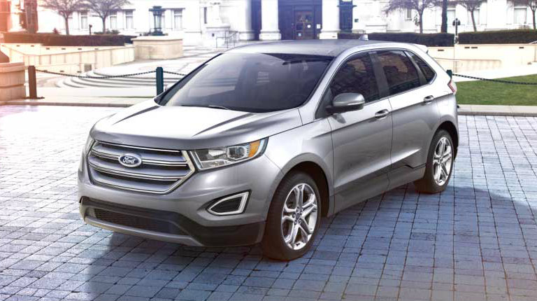 Mike Castrucci Ford >> 2017 Ford Edge color options