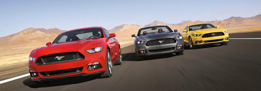 2017 Ford Mustang oil change schedule
