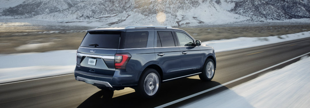 2018 Ford Expedition release date