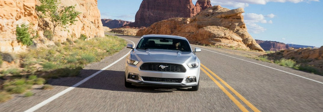 2017 Ford Mustang Engine Options