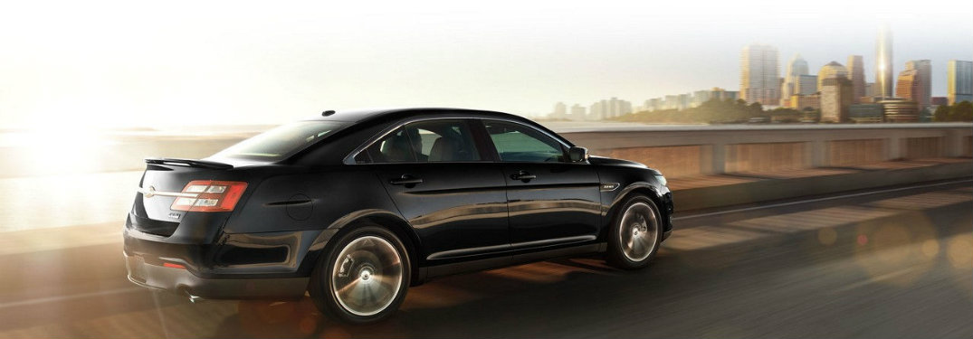 new ford taurus gets improved performance and fuel efficiency. Black Bedroom Furniture Sets. Home Design Ideas