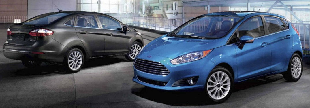 2017 Ford Fiesta fuel economy rating