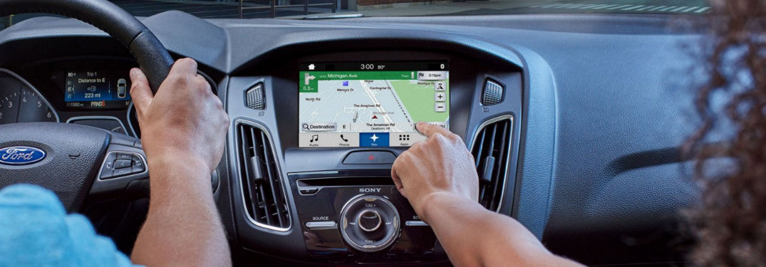 What can you do with Ford SYNC 3