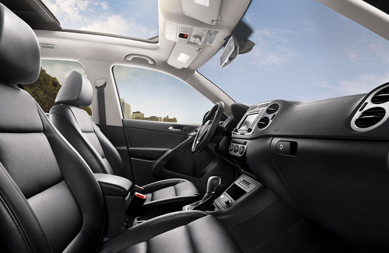 Volkswagen Models Available with Sunroofs