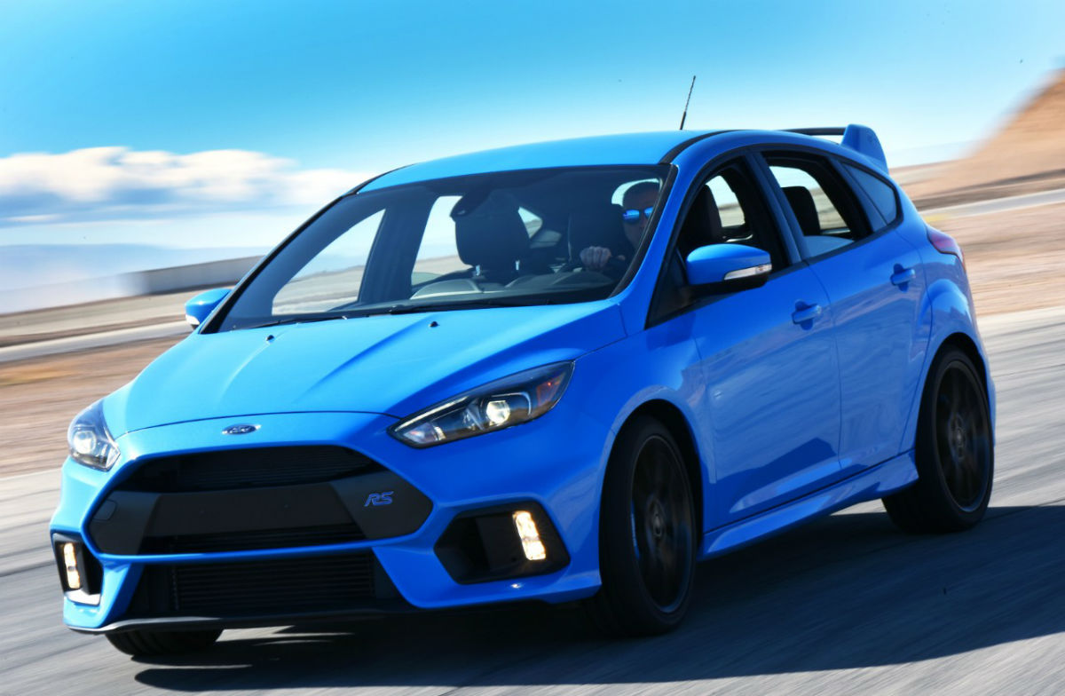 official 2017 ford focus rs performance specs. Black Bedroom Furniture Sets. Home Design Ideas