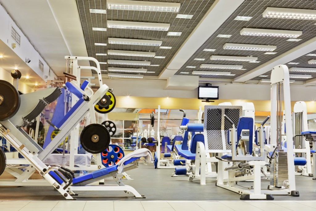 Gyms and workout options in Fredericksburg VA