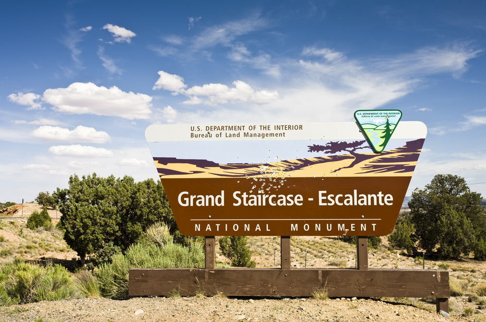 Grand Staircase Escalante National Monument