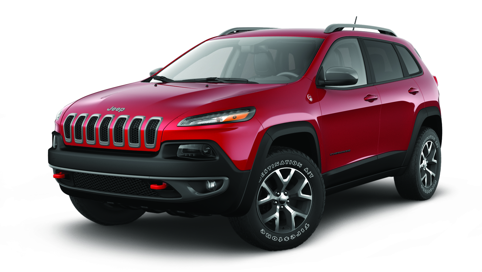 Hollywood Chyrsler Jeep 2016 Cherokee Overland